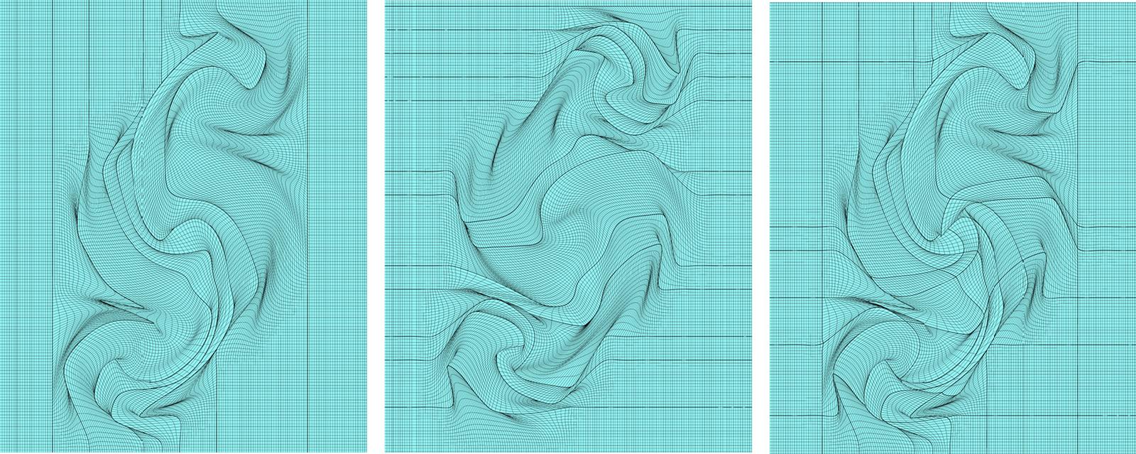 Mesh Subdivision: Loop and Catmull-Clark – bespoke geometry